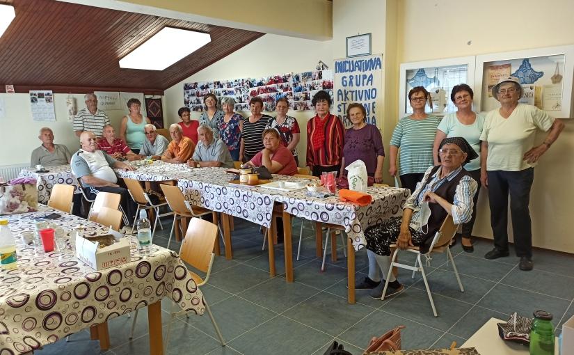 Inicijativna grupa aktivno starenjeDragunja